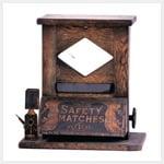 Match Holders/Scratchers/Matchbox Holders