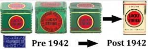 Lucky Strike History