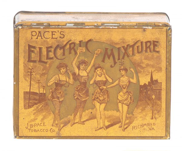 Electric Mixture Tobacco