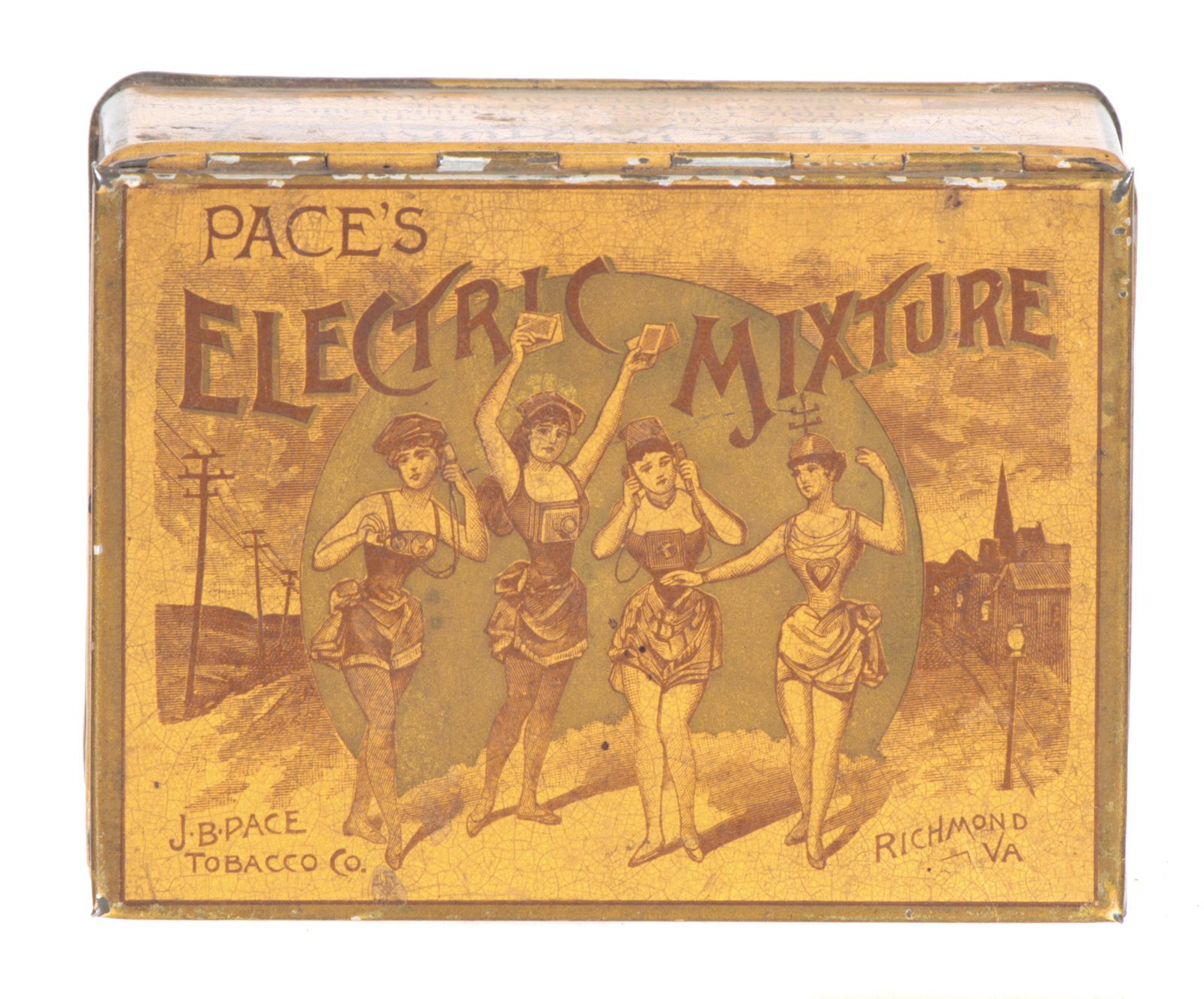 Electric Mixture Tobacco