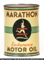 Marathon Endurance Oil Can