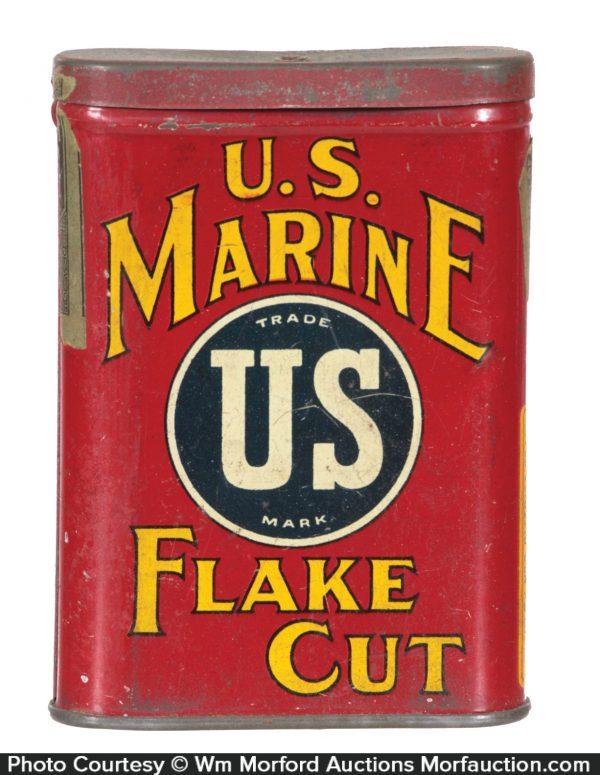 US Marine Pocket Tin