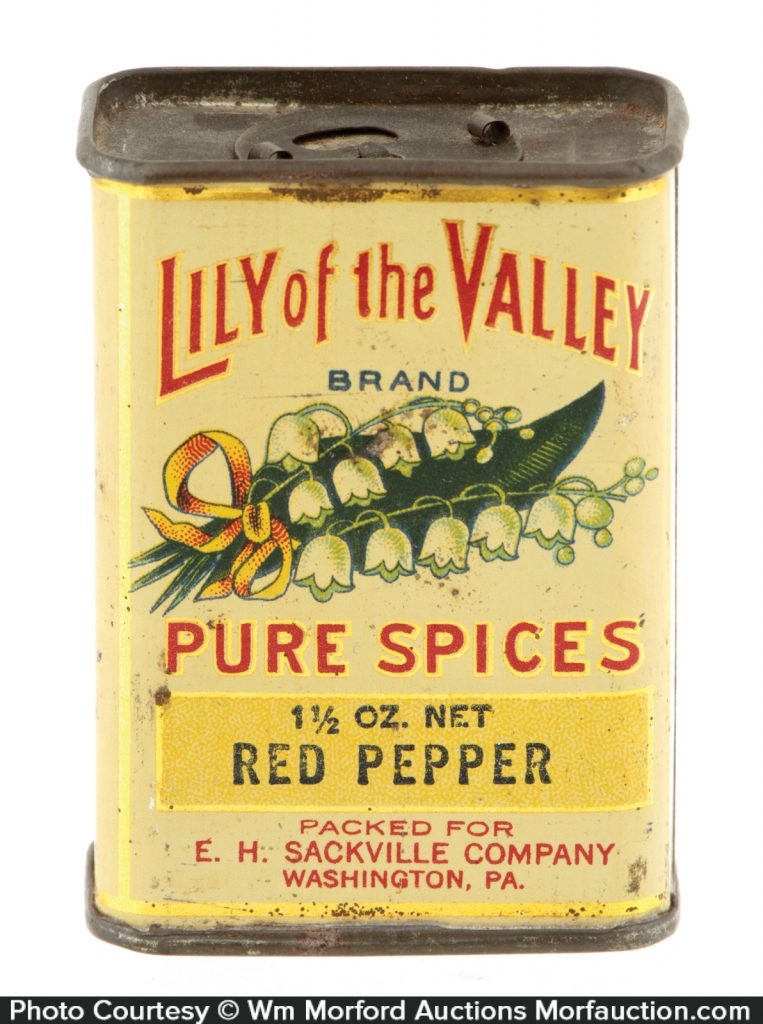 Lily of the Valley Spice