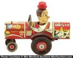 Dagwood the Driver Toy
