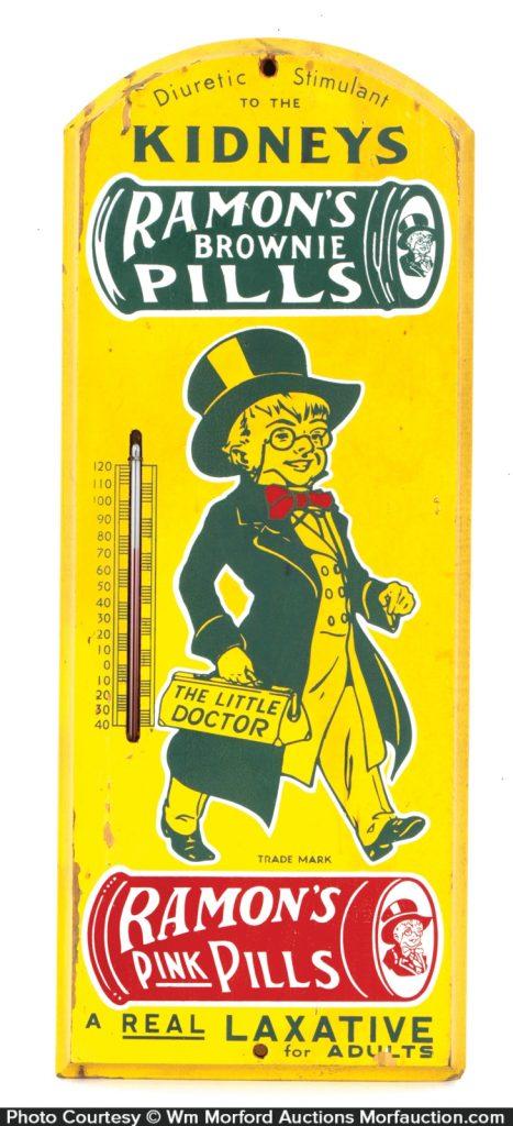 RamonÕs Pills Thermometer