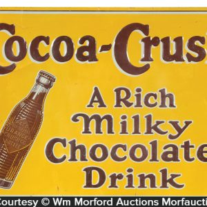 Cocoa-Crush Sign