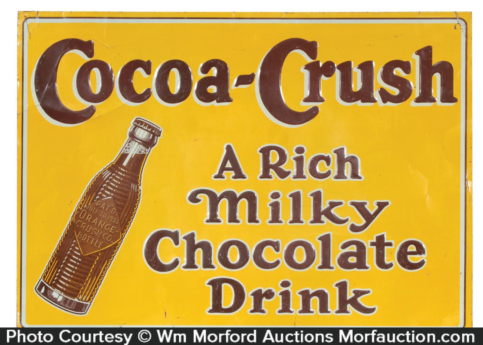 Cocoa-Crush Sign