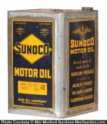 Sunoco 5 Gallon Oil Can