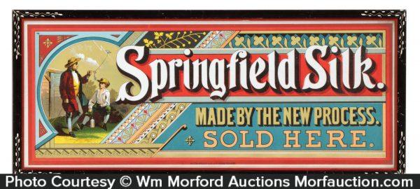 Springfield Thread Sign