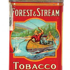 Forest & Stream Pocket Tin