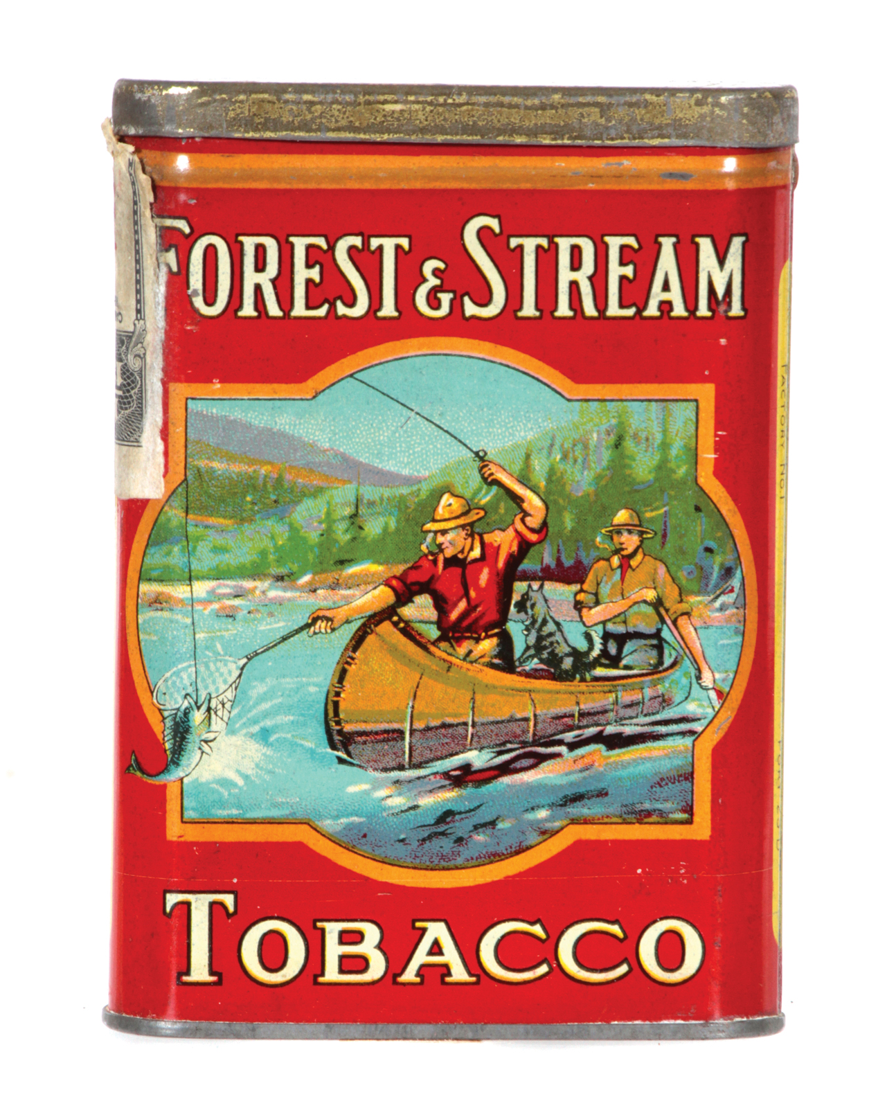 Forest & Stream Pocket Tin