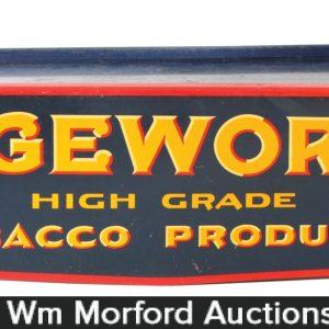 Edgeworth Shelf Sign