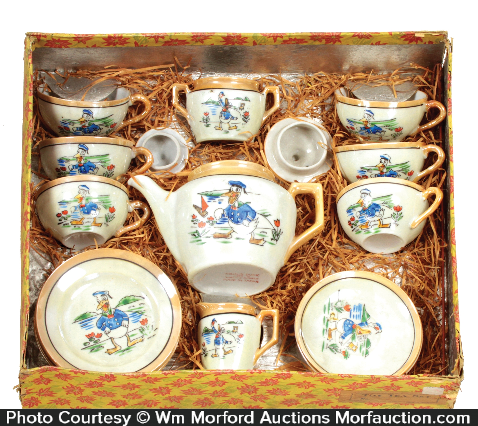 Disney China Set