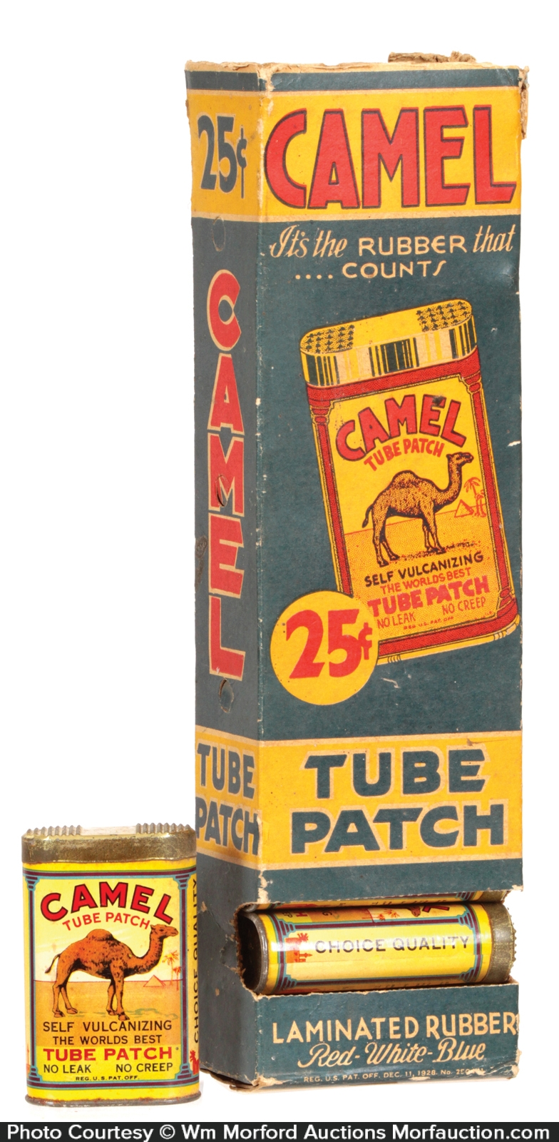 Tire Patch Kits