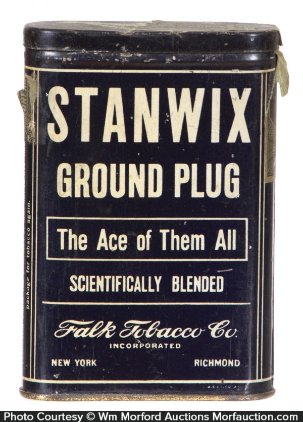 Stanwix Pocket Tin