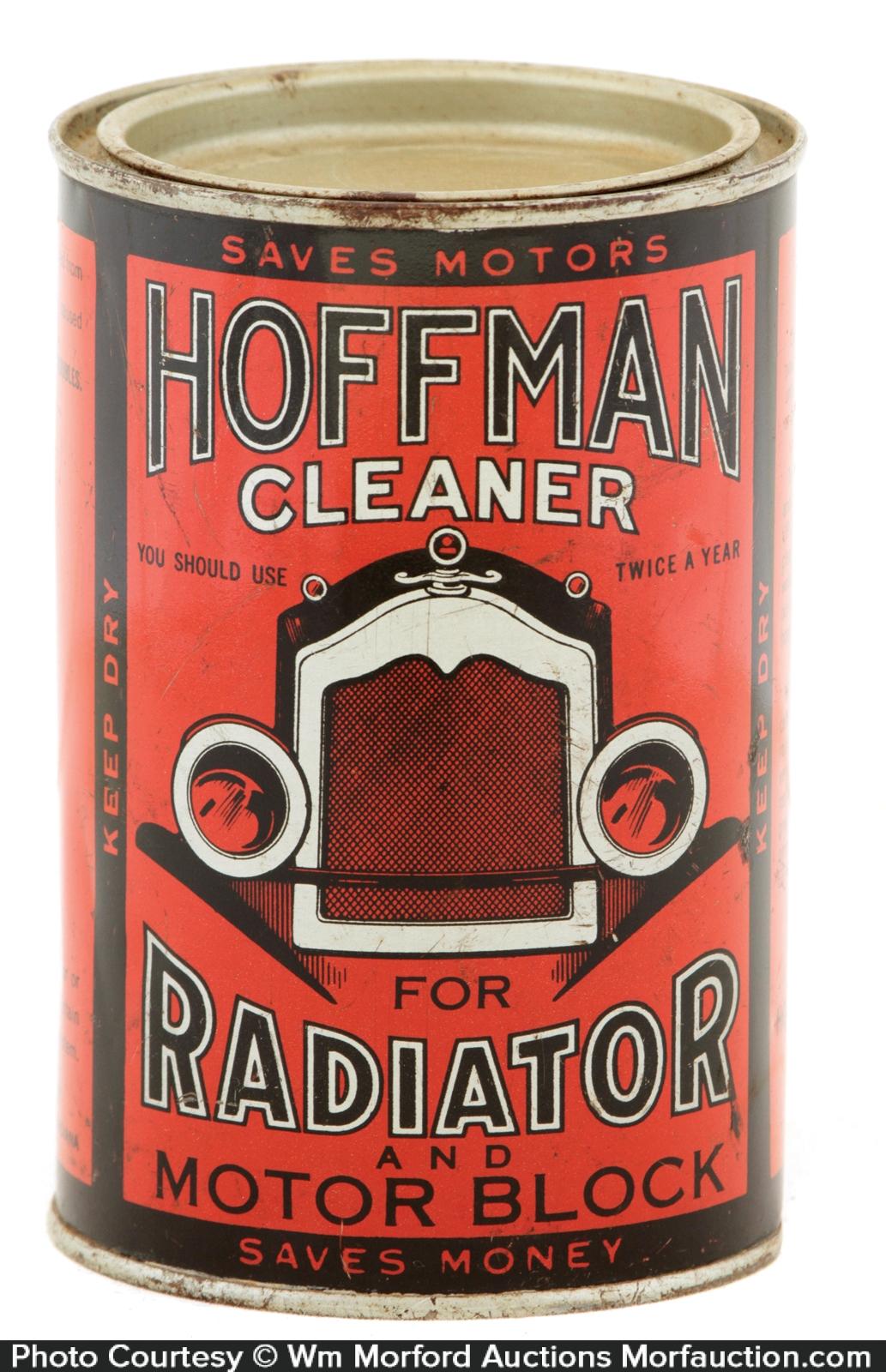 Hoffman Radiator Cleaner