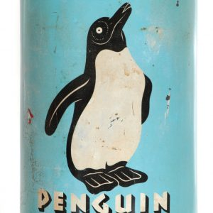 Penguin Oil Can