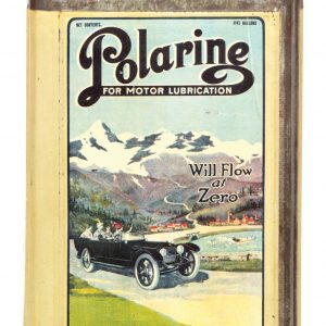 Polarine Oil Can