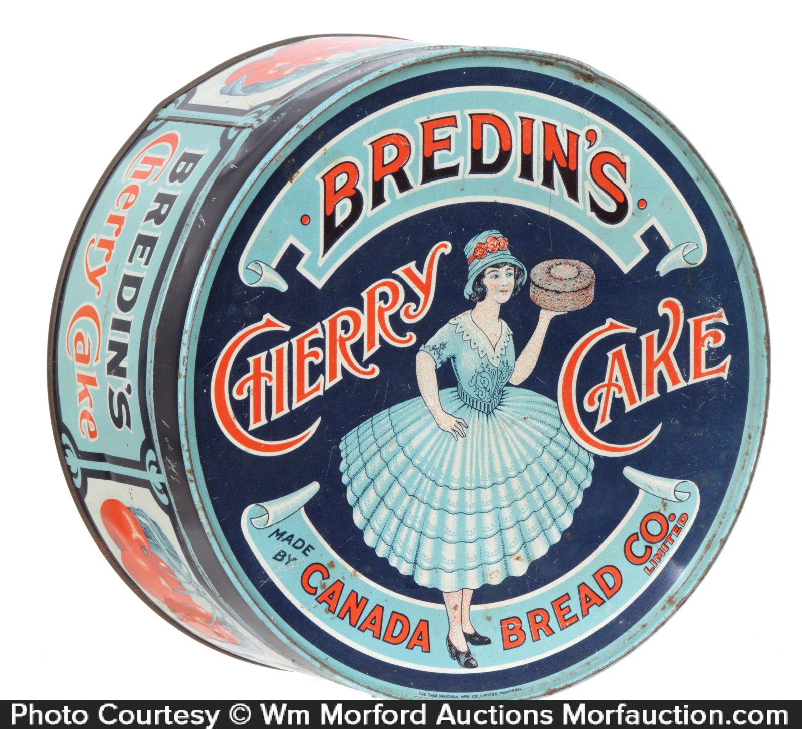 Cherry Cake Tin