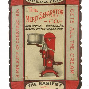 Merit Separators Tip Tray