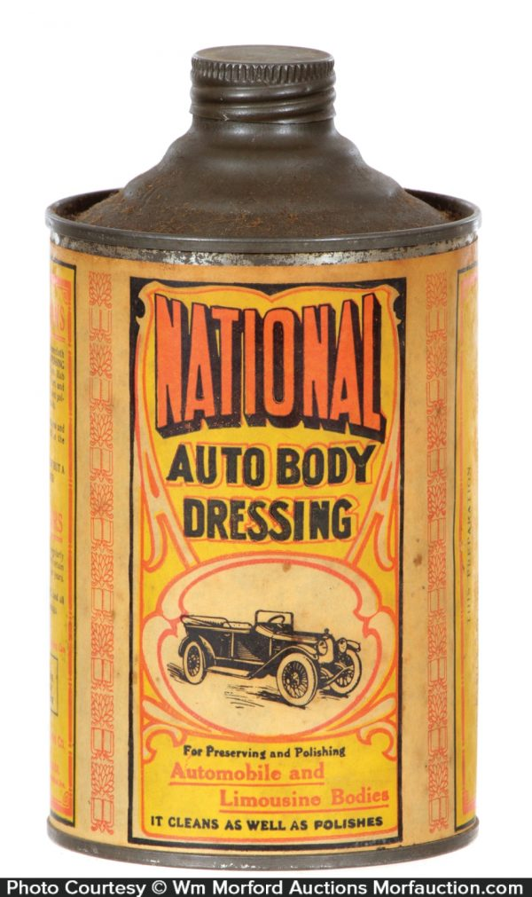 National Auto Body Dressing