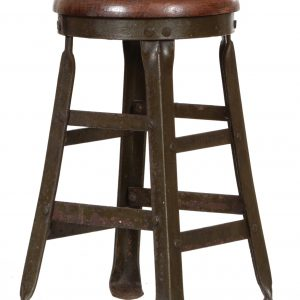 SalesmanÕs Sample Stool