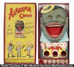 """Alabama Coon"" Target Game"