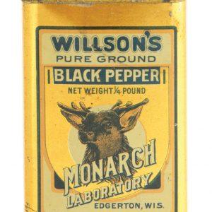 WillsonÕs Spice Tin