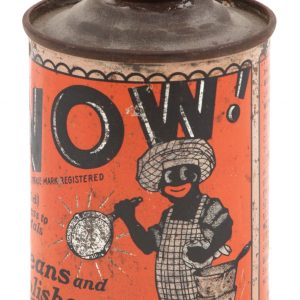 WOW Metal Polish Tin