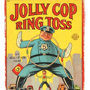 Jolly Cop Game
