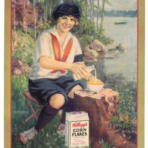 KelloggÕs Corn Flakes Poster
