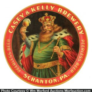 Casey & Kelly Beer Tray