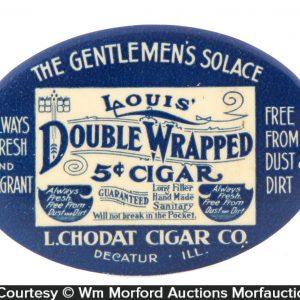 Cigars Pocket Mirror