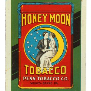 Honey Moon Tobacco Sign