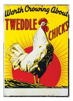 Tweedde Chicks Sign