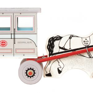 Sealtest Milk Wagon Toy