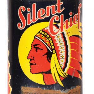 Silent Chief Oil Can