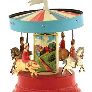 German Carousel Toy