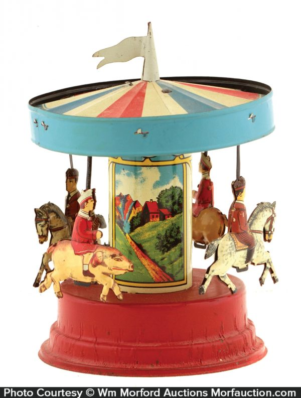 German Carousel Toy
