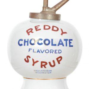 Reddy Syrup Dispenser