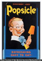 Popsicle Sign