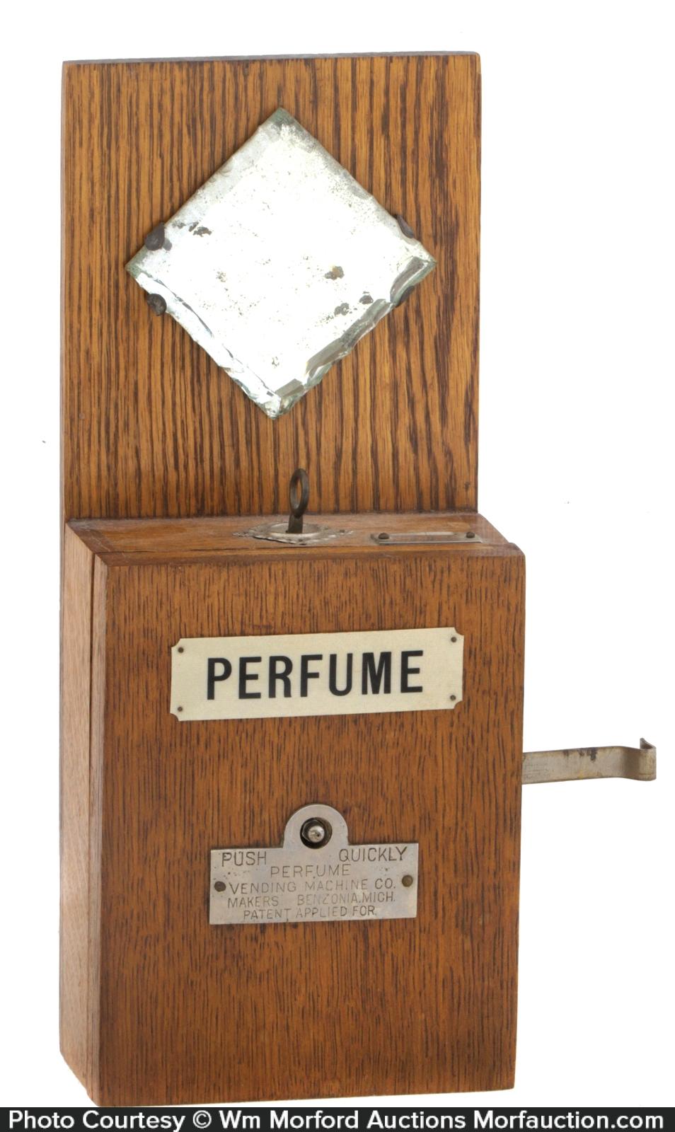 Perfume Vendor