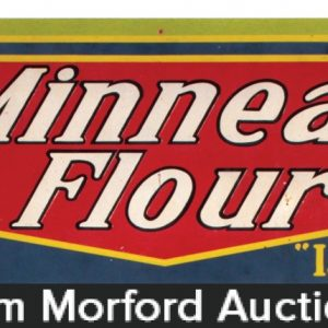 Miss Minneapolis Flour Sign