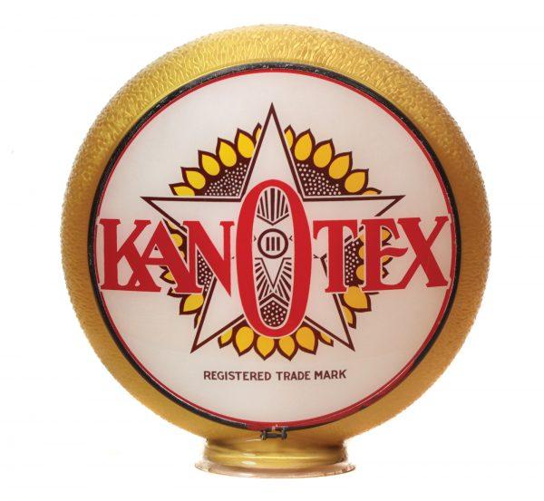 Kan-O-Tex Gas Globe