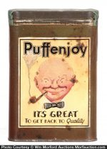 Puffenjoy Pocket Tin