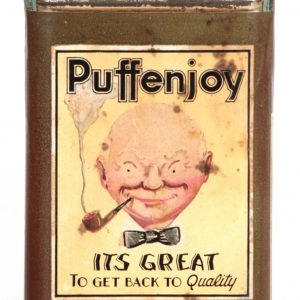 Puffenjoy Pocket Tin