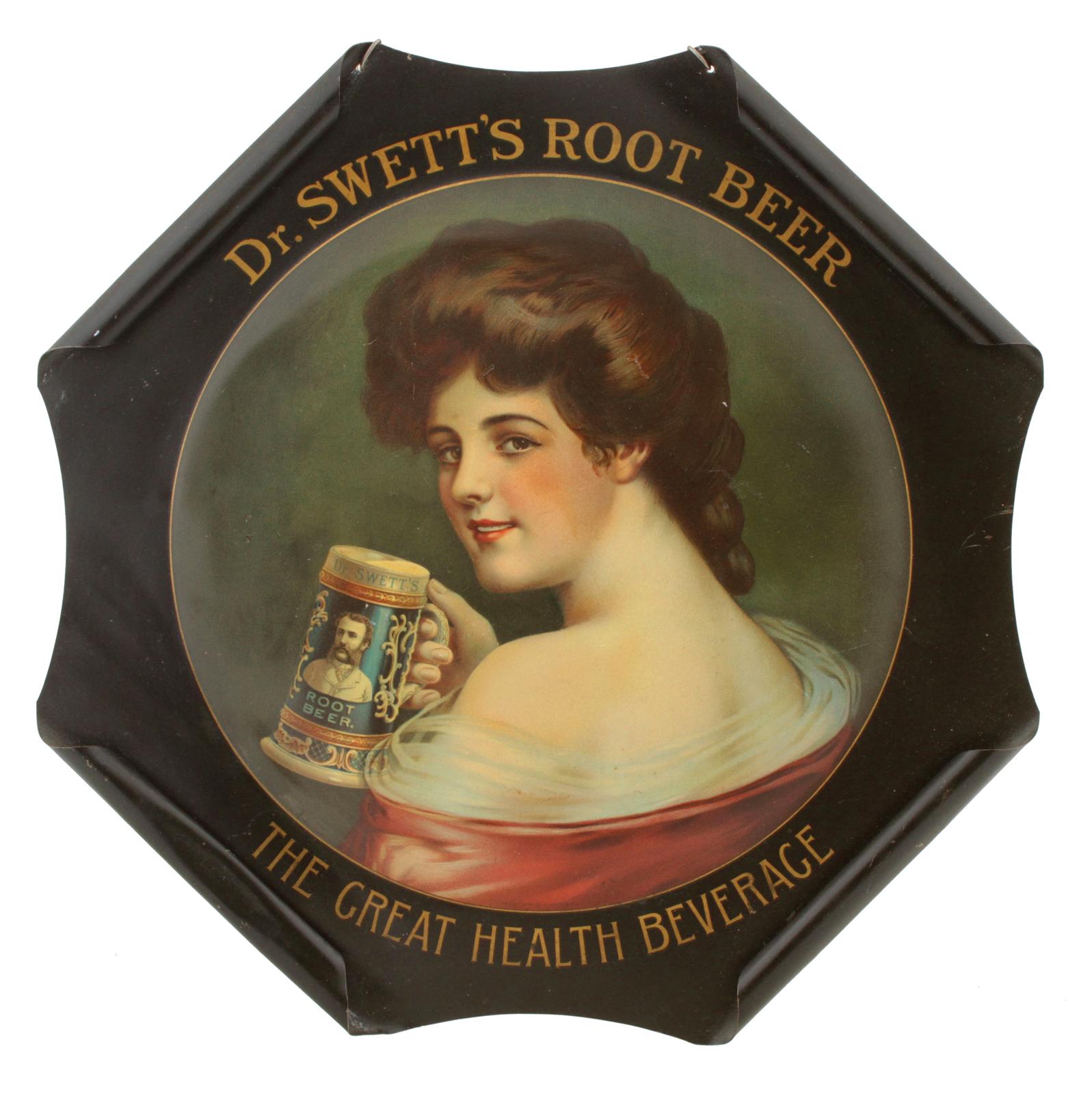 Dr. SwettÕs Root Beer Sign