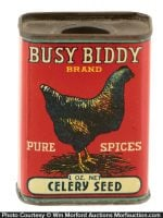 Busy Biddy Spice