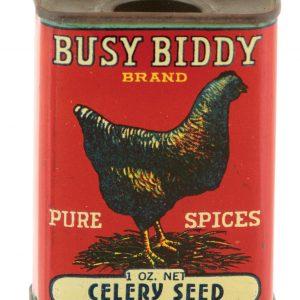 Busy Biddy Spice
