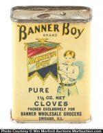 Banner Boy Spice